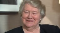 Women's Royal Voluntary Service wartime diaries put online INT Dame Patricia Routledge reading from WWI diary entry of Women's Royal Voluntary...