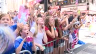 US Women's Soccer Team celebrate World Cup championship with ticker tape parade in New York City
