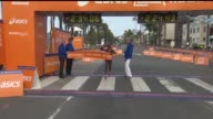 KTLA Women's winner at the LA Marathon Kenya's Ogla Kimaiyo won the women's race in 23410 The 30th edition of the Los Angeles marathon took place on...