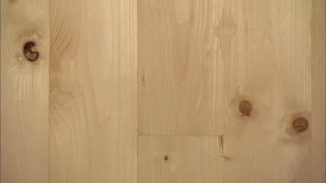CU Wooden wall / Vaxjo, Sweden