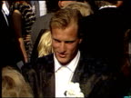 Woody Harrelson at the 1988 Emmy Awards Outside at the Pasadena Civic Auditorium in Pasadena California on August 27 1988