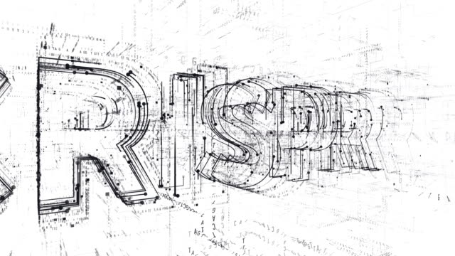 CRISPR Wort animation