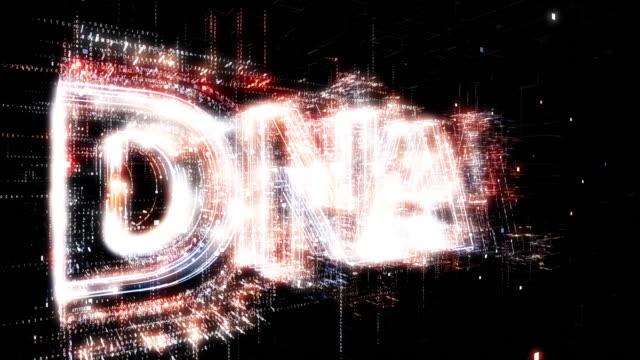 DNA-Wort animation