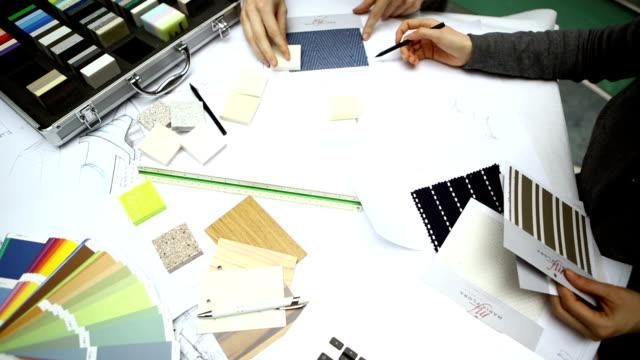 Arbeit im design-studio.