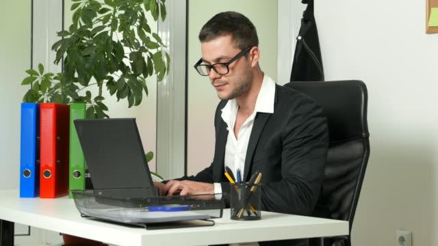 Ein Tag im Büro