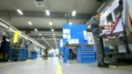 DS Arbeiten im Manufacturing Plant
