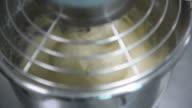 working kneading machine dough making