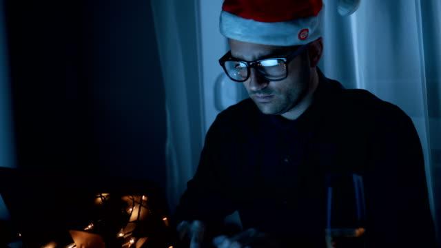 Bezig met kerst