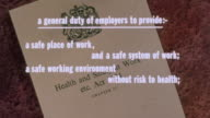 MONTAGE Workplace health and safety guidelines / United Kingdom