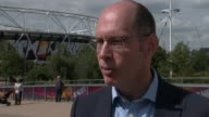 Great Britain win two more relay medals Niels de Vos interview SOT