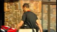 England Captain Rio Ferdinand forced out through injury SOUTH AFRICA Rustenburg EXT England Captain Rio Ferdinand along with team mate Aaron Lennon...
