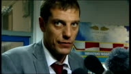 Croatia v England postmatch interviews Slaven Bilic interview SOT Feel Croatia started game well and created some halfchances / Conceded goal due to...