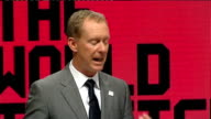 FIFA inspection of England's facilities ends Closing statements Andy Anson press conference SOT I hope you've enjoyed your time with us Everyone...