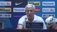 World Cup winning coach Marcello Lippi prepares for a hard Asian Champions League final as the Italian stands on the brink of winning footballs top...