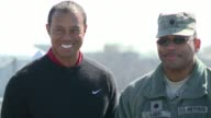World golf number one Tiger Woods said Monday he remains uncertain if he will be able to play in the Masters despite two weeks of rest and treatment...
