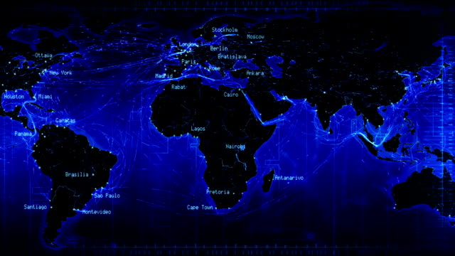 http://media.gettyimages.com/videos/world-map-with-connections-and-cities-loop-able-blue-video-id484608018?s=640x640
