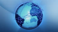 World network - 2011 new stylish blue version