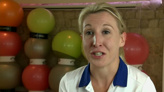 British hopeful Georgie Hermitage Hermitage interview SOT My one shot at getting my 2012 moment