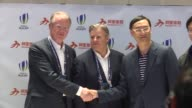 World Rugby and ecommerce giant Alibaba announce a 10 year deal to promote the sport in China a country with little heritage in the game but vast...