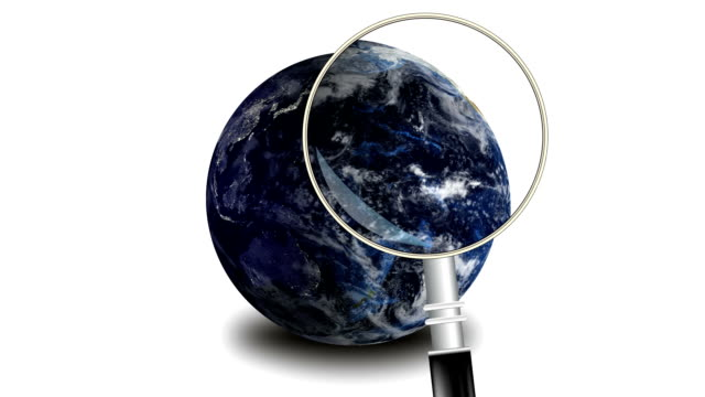 World Search Concept Loop