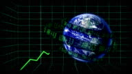 World stock markets rising