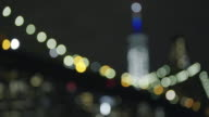 World Trade Center Blur