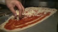 Making a Pizza Pie