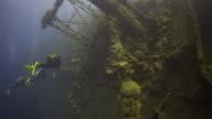 Wreck sea of Umbria