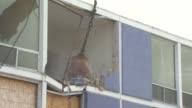 Wrecking Ball Demolishing The Purple Hotel