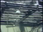 1960 PAN wrecking ball hitting building