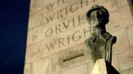 Wright Brothers National Monument Wilbur Slow Tilt