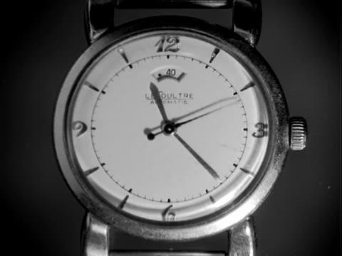 Wrist watch, clock faces