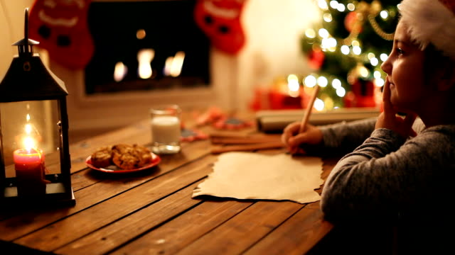 Scrivere a Santa Claus