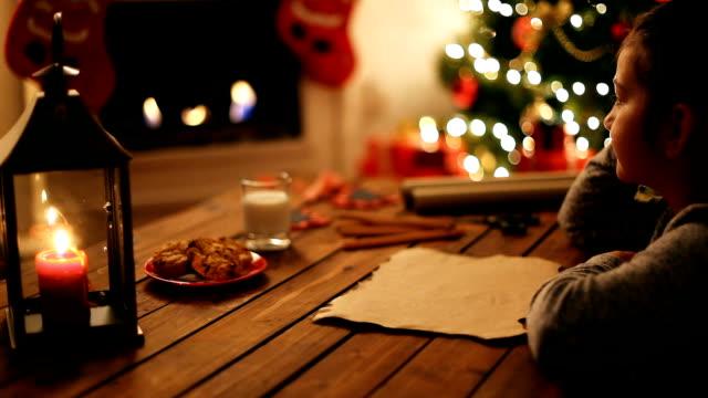 Schrijven aan de Kerstman