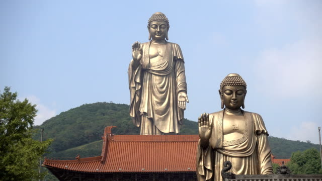 Wuxi lingshan great Buddha scenic area