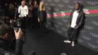 Wyclef Jean at the Gucci IconTemporary Flash Sneaker Store Launch at New York NY