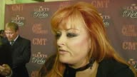 Wynonna on the country music community honoring legends at the CMT Giants Honoring Reba McEntire at the Kodak Theatre in Hollywood California on...
