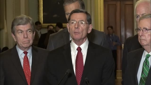Wyoming Senator John Barrasso says Democrats continue to try to obstruct nominees of President Donald Trump to the administration and to federal...