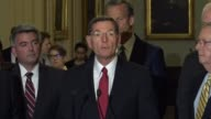 Wyoming Senator John Barrasso says that he Medicare for all bill introduced by Senator Bernie Sanders is a complete government takeover of healthcare...