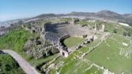 Xanthos-Aerial video