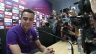 Xavi Hernandez confirmo su salida del Barcelona hacia Catar y deja al club blaugrana sin su director de juego