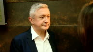 Interviews Louis Walsh up stairs and interview SOT on the show love it best job in world Simon be a good daddy on Sharon's dogs Sharon and Gary...