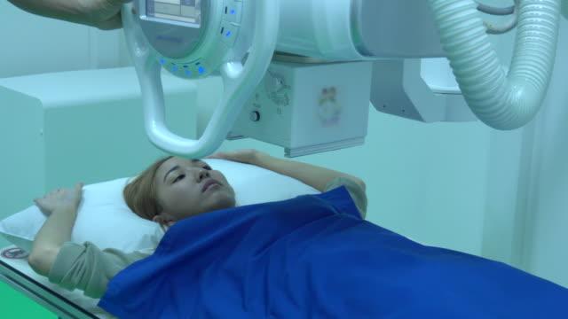 Röntgen im Krankenhaus