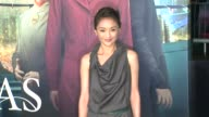 Xun Zhou at Cloud Atlas Los Angeles Premiere on in Hollywood CA