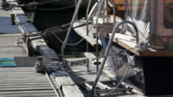 yacht berth