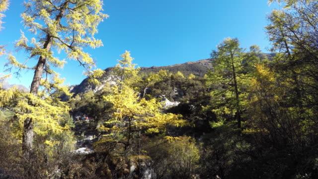 Yading china mountain timelapse