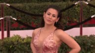 Yael Stone at 23rd Annual Screen Actors Guild Awards Arrivals at The Shrine Expo Hall on January 29 2017 in Los Angeles California