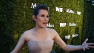 INTERVIEW Yael Stone on tonight's event and filming Orange is the New Black at Max Mara Celebrates Kate Mara As The 2015 Women In Film Max Mara Face...