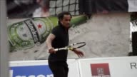 Yannick Noah has been named France Davis Cup captain for the third time the French Tennis Federation announced in a statement on Monday