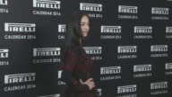 Yao Chen at 2016 Pirelli Calendar conference at Grosvenor House on November 30 2015 in London England